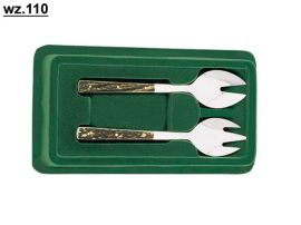 Set of forks for salad wz. 110